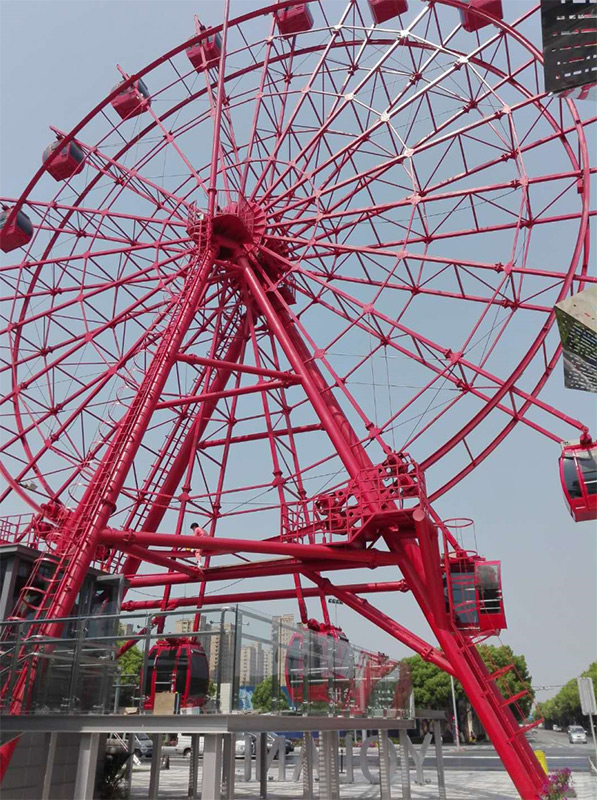 Shaoxing Far East 32m Ferris Wheel